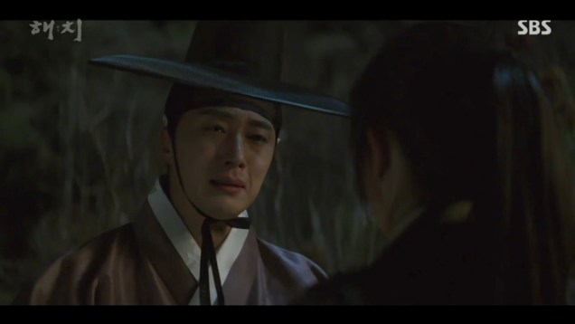 2019 2 18 Jung Il-woo in Haechi Episode 3 (5,6) 96