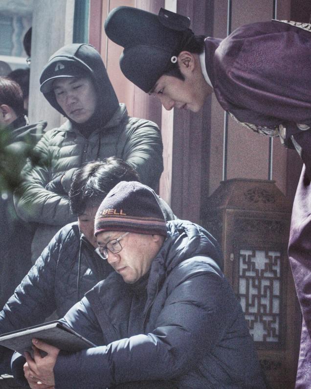 2019 2 18 Jung Il-woo in Haechi Episode 3 (5,6) BTS 11