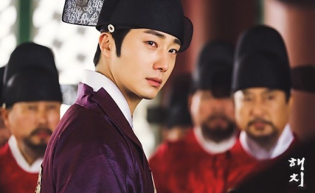 2019 2 18 Jung Il-woo in Haechi Episode 3 (5,6) BTS 3