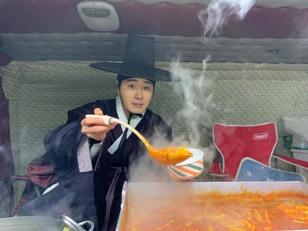 2019 2 18 Jung Il-woo in Haechi Episode 3 (5,6) BTS 6