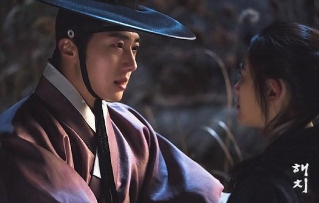 2019 2 18 Jung Il-woo in Haechi Episode 3 (5,6) BTS  7.jpg