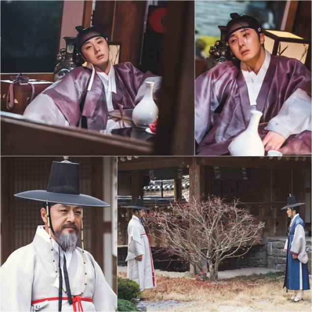 2019 2 18 Jung Il-woo in Haechi Episode 4 (7,8) Behind the Scenes. Cr. SBS. 12.jpg