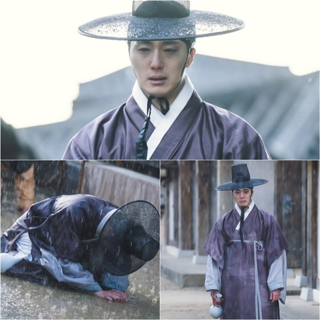 2019 2 18 Jung Il-woo in Haechi Episode 4 (7,8) Behind the Scenes. Cr. SBS. 5