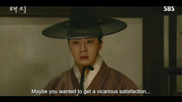 2019 2 18 Jung Il-woo in Haechi Episode 4 (7,8) Cr. SBS. Screen Captures by Fan 13. 18