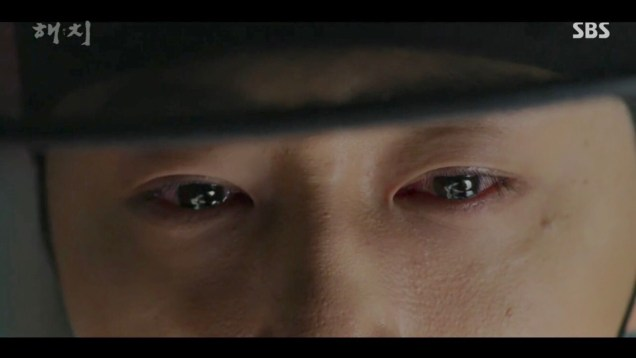 2019 2 18 Jung Il-woo in Haechi Episode 4 (7,8) Cr. SBS. Screen Captures by Fan 13. 3