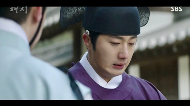 2019 2 18 Jung Il-woo in Haechi Episode 4 (7,8) Cr. SBS. Screen Captures by Fan 13. 36