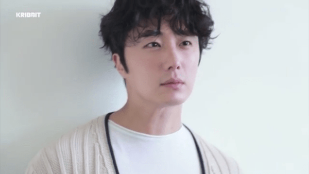 2019 2 18 Jung Il-woo in Kribbit Behind the Scenes Video 1, Screen Captures by Fan 13. 3