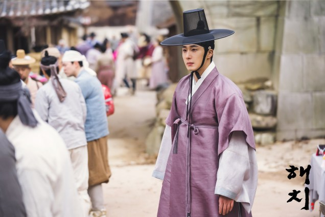 2019 2 19 Jung Il-woo in Haechi Episode 3 (5,6) SBS Photos 5