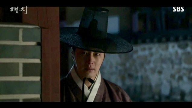 2019 2 25 Jung Il-woo in Haechi Episode 5 (9,10) 11