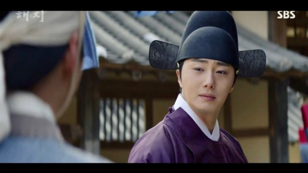 2019 2 25 Jung Il-woo in Haechi Episode 5 (9,10) 26