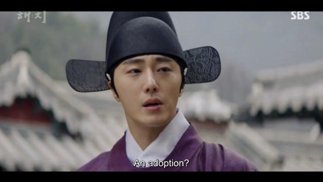 2019 2 25 Jung Il-woo in Haechi Episode 5 (9,10) 29
