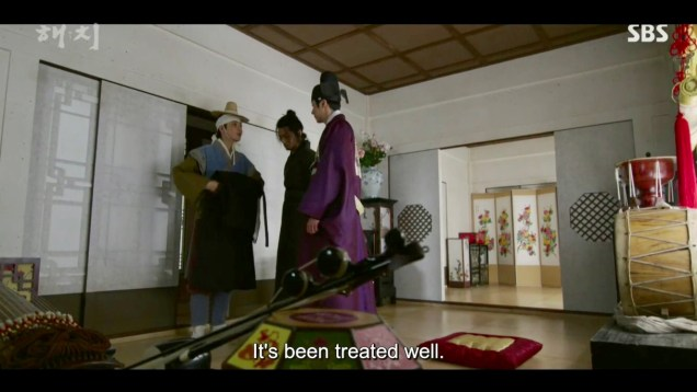 2019 2 25 Jung Il-woo in Haechi Episode 5 (9,10) 36
