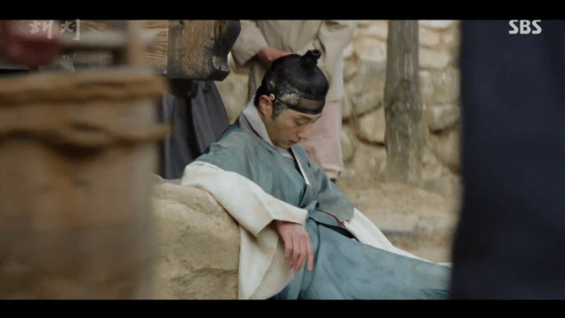 2019 2 25 Jung Il-woo in Haechi Episode 5 (9,10) 5