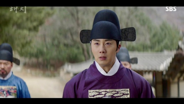 2019 2 25 Jung Il-woo in Haechi Episode 5 (9,10) 65