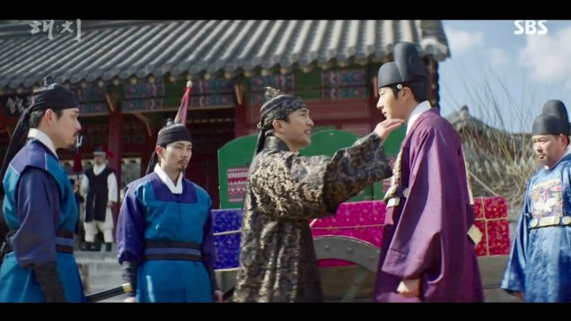 2019 2 25 Jung Il-woo in Haechi Episode 5 (9,10) 66