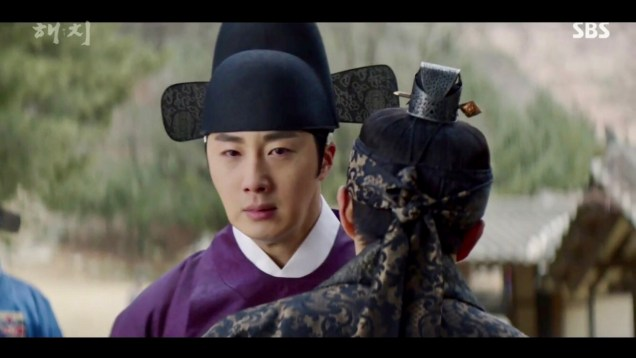 2019 2 25 Jung Il-woo in Haechi Episode 5 (9,10) 69