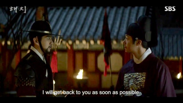 2019 2 25 Jung Il-woo in Haechi Episode 5 (9,10) 86