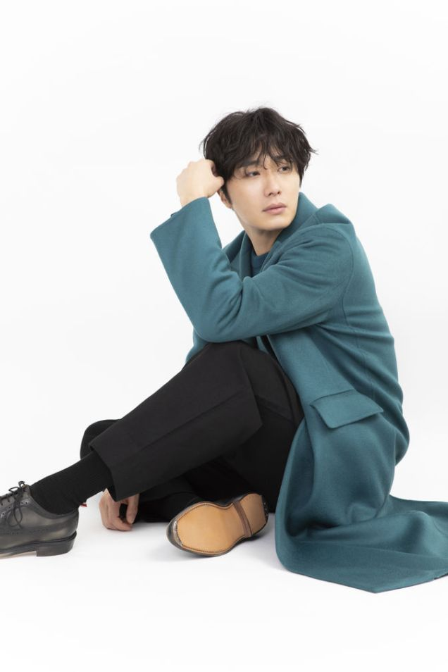 2019 2 7 Jung Il-woo for dTV Japan. 1.jpg