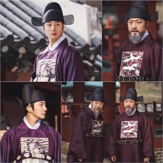 2019 2 Jung Il-woo in Scenes of Haechi. Cr. SBS 15