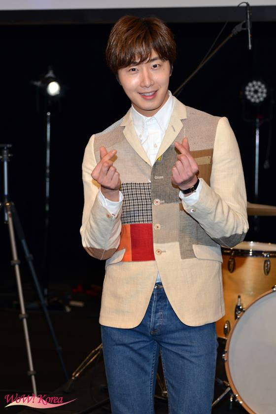 2016 4 15 Jung Il-woo at the Press Conference for his 10th Thank You Fan Meeting in Japan. 3