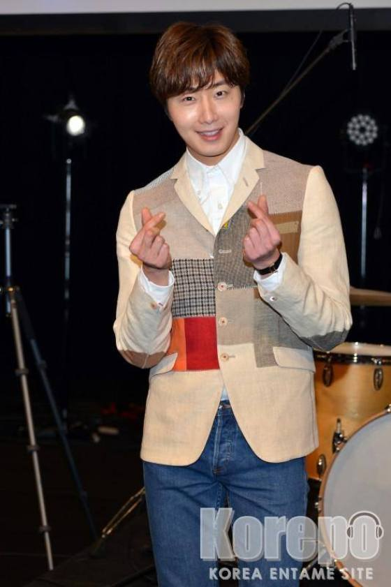 2016 4 15 Jung Il-woo at the Press Conference for his 10th Thank You Fan Meeting in Japan. 6