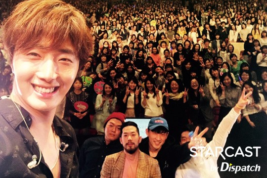 2016 4 15 Jung Il-woo at the Press Conference for the 10th Thank You Fan Meeting in Japan. 45