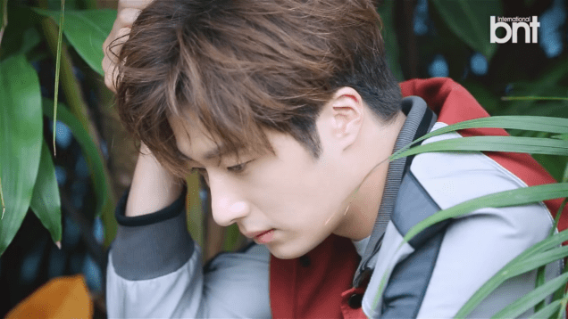 2016 5 22 Jung Il-woo in a BNT Pictorial. Cr BNT, Screen Captures by Fan 13. 37