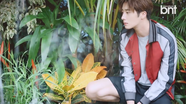 2016 5 22 Jung Il-woo in a BNT Pictorial. Cr BNT, Screen Captures by Fan 13. 46