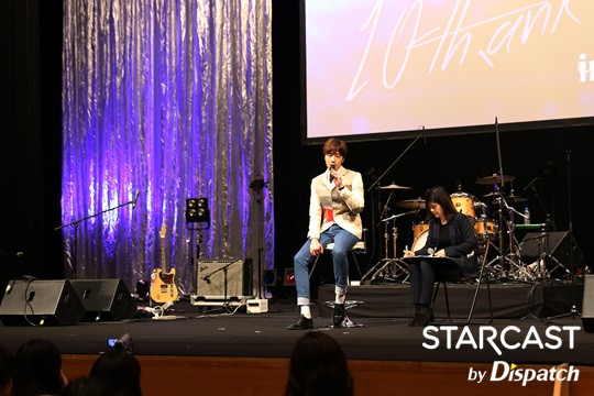 2016 Jung Il-woo in his 10th Thank You Fan Meeting in Japan. Cr. Starcast 26.jpg