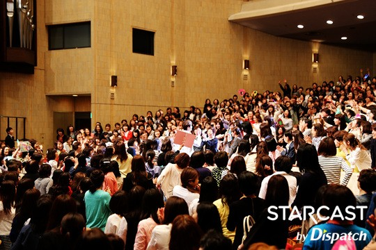 2016 Jung Il-woo in his 10th Thank You Fan Meeting in Japan. Cr. Starcast 32.jpg