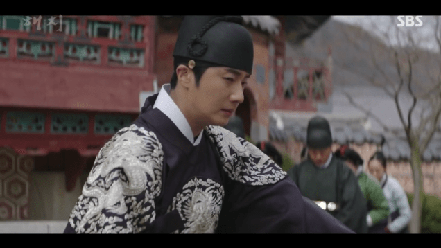 2019 2 19 Jung Il-woo in Episode 12. 3