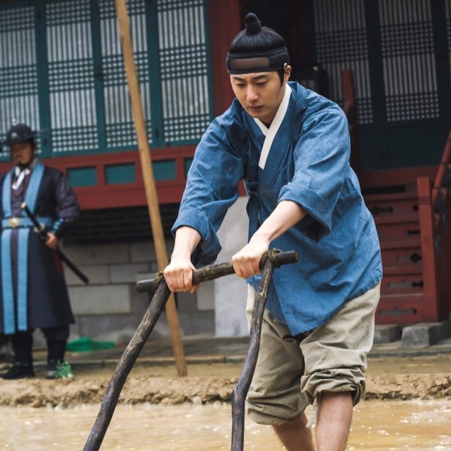 2019 2 19 Jung Il-woo in Episode 12. Website Photos. Cr. SBS 13