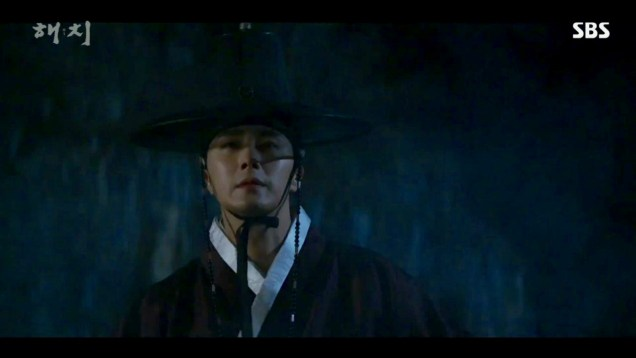 2019 2 26 Jung Il-woo in Haechi Episode 6 (11,12) Cr. SBS Screen Captures by Fan13. 30