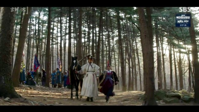 2019 2 26 Jung Il-woo in Haechi Episode 6 (11,12) Cr. SBS Screen Captures by Fan13. 51