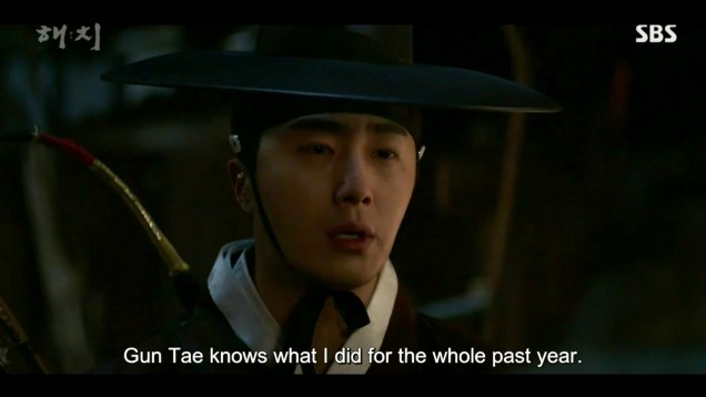 2019 2 26 Jung Il-woo in Haechi Episode 6 (11,12) Cr. SBS Screen Captures by Fan13. 61