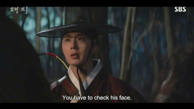 2019 2 26 Jung Il-woo in Haechi Episode 6 (11,12) Cr. SBS Screen Captures by Fan13. 64
