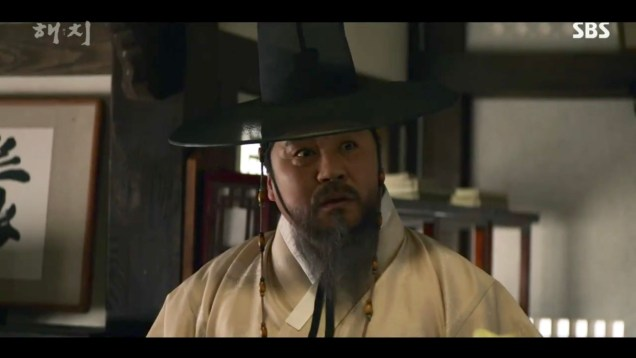 2019 2 26 Jung Il-woo in Haechi Episode 6 (11,12) Cr. SBS Screen Captures by Fan13. 84