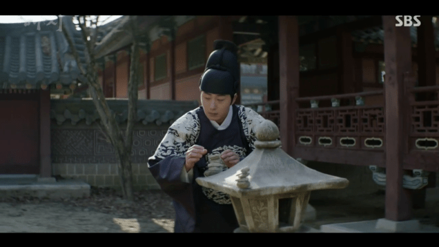 2019 3 11 Jung Il-woo in Haechi Episode 9. 2