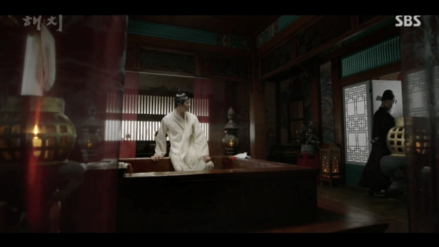 2019 3 11 Jung Il-woo in Haechi Episode 9. 21