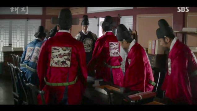 2019 3 11 Jung Il-woo in Haechi Episode 9. 25