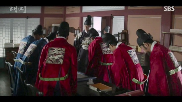 2019 3 11 Jung Il-woo in Haechi Episode 9. 26