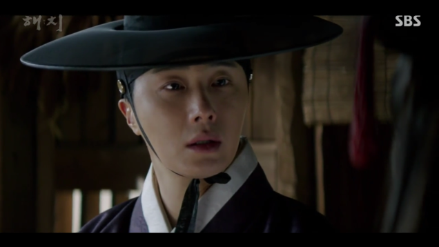 2019 3 11 Jung Il-woo in Haechi Episode 9. 36