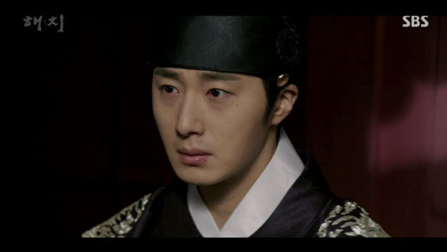2019 3 11 Jung Il-woo in Haechi Episode 9. 41