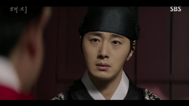 2019 3 11 Jung Il-woo in Haechi Episode 9. 44