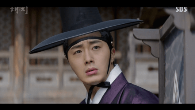 2019 3 11 Jung Il-woo in Haechi Episode 9. 54