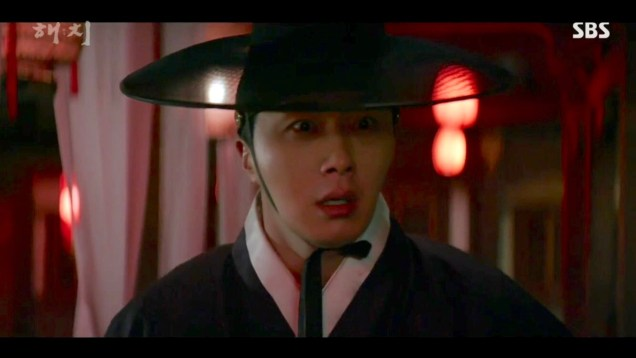 2019 3 11 Jung Il-woo in Haechi Episode 9. 60