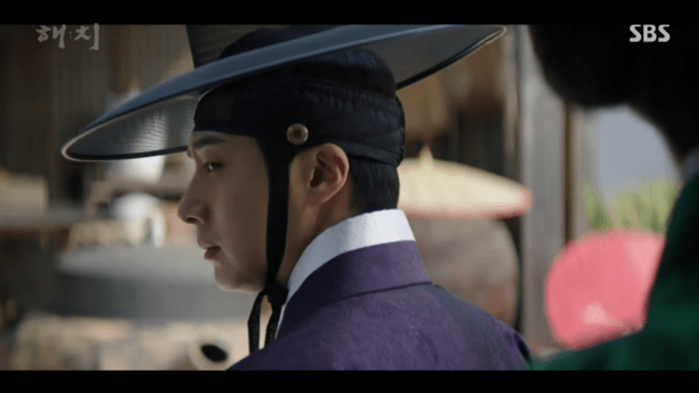2019 3 11 Jung Il-woo in Haechi Episode 9. 71