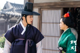 2019 3 11 Jung Il-woo in Haechi Episode 9. Behind the Scenes. 3