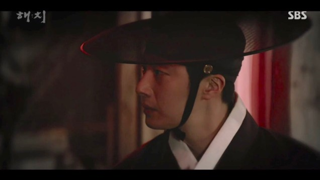 2019 3 12 Jung Il-woo in Haechi Episode 10. 11