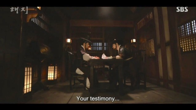 2019 3 12 Jung Il-woo in Haechi Episode 10. 14